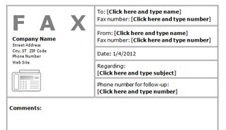 Download Confidential Fax Cover Sheet In Word Pdf
